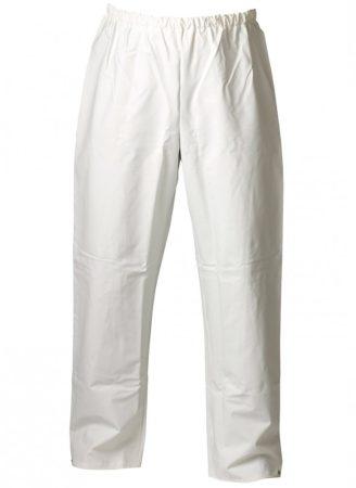 ELKA víz- és vegyszerálló PU nadrág fehér