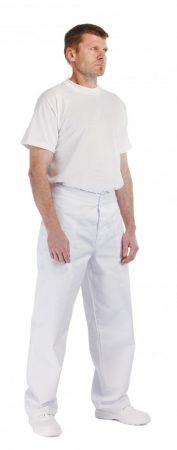 APUS férfi munkanadrág fehér