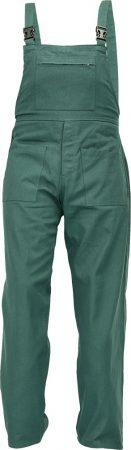 FF UDO kantáros nadrág zöld színű